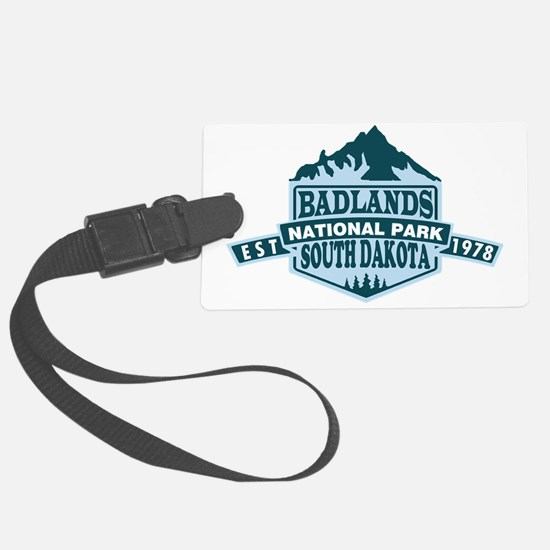 Funny Rushmore Luggage Tag