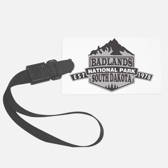 Unique Rushmore Luggage Tag