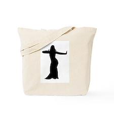 Maya Silhouette Tote Bag