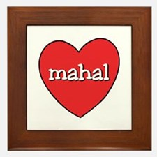 Mahal Framed Tile
