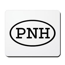 PNH Oval Mousepad