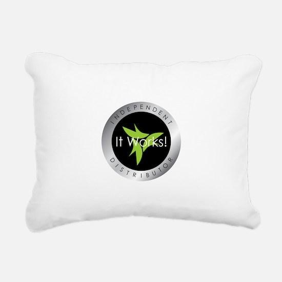 Cute Independent Rectangular Canvas Pillow