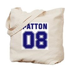 Patton 08 Tote Bag