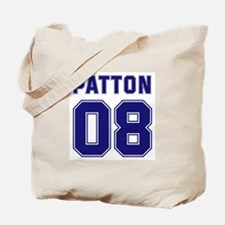 Patton 08 Tote Bag