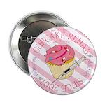 "Cupcake Rehab Addict Logo 2.25"""