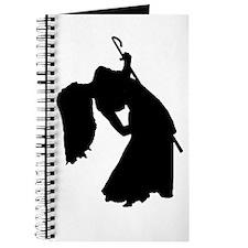 Cane Dancer Silhouette Journal
