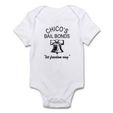 Every baby needs a Chico's Bail Bonds Onesie