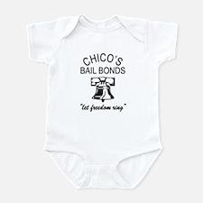 Every baby needs a Chico's Bail Bonds Onesie