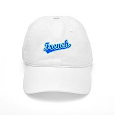Retro French (Blue) Baseball Cap
