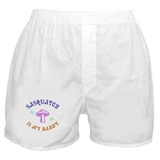 Sasquatch Boxer Shorts