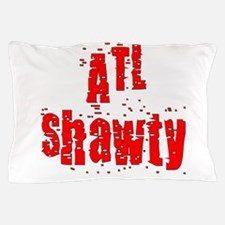 atl shawty - red1.png Pillow Case