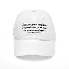 Unique Unnatural Baseball Cap