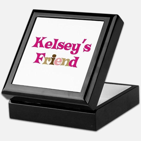 Kelsey's Friend Keepsake Box
