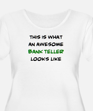 awesome bank T-Shirt