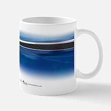Zest + Zen in Blue Mug