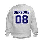 Obregon 08 Kids Sweatshirt