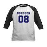 Obregon 08 Kids Baseball Jersey