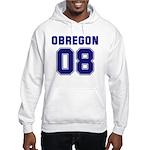 Obregon 08 Hooded Sweatshirt