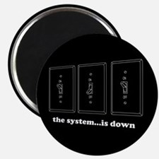The System...Is Down Magnet