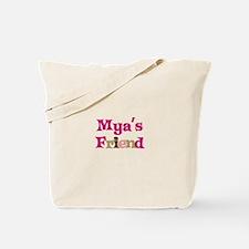 Mya's Friend Tote Bag