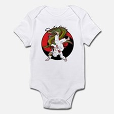 Dragon Karate Infant Bodysuit