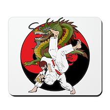 Dragon Karate Mousepad