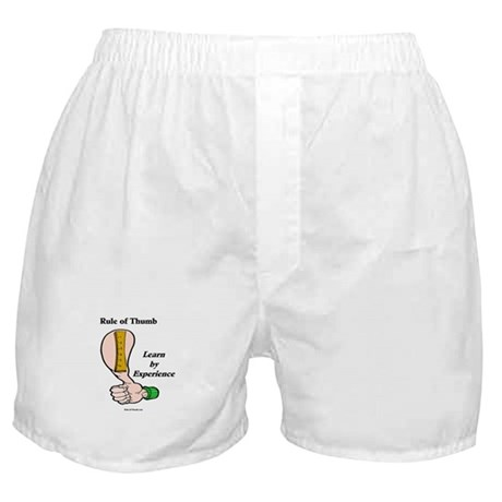 Learn by Experience Boxer Shorts