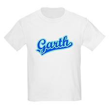 Retro Garth (Blue) T-Shirt