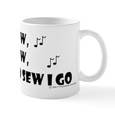 I Sew, I Sew Mug