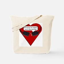 Cute Theatre costume designer Tote Bag