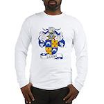 Lerma Family Crest Long Sleeve T-Shirt