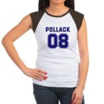 Pollack 08 Women's Cap Sleeve T-Shirt