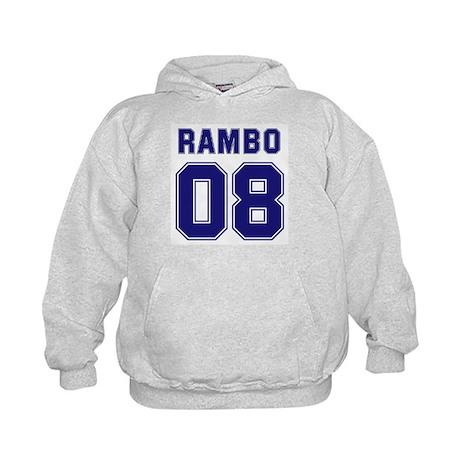Rambo 08 Kids Hoodie