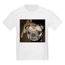 Pug Life Face Kids T-Shirt