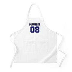 Plumlee 08 BBQ Apron