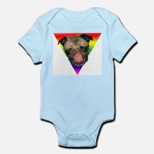 Pug Pride Infant Creeper
