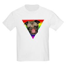 Pug Pride Kids T-Shirt