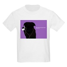 Pug Play Kids T-Shirt