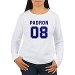 Padron 08 Women's Long Sleeve T-Shirt