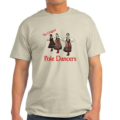 Pole Dancer Light T-Shirt