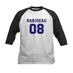 Rabideau 08 Kids Baseball Jersey