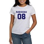 Rabideau 08 Women's T-Shirt