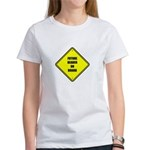 Maternity - Future Beader on Women's T-Shirt