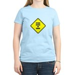 Maternity - Future Beader on Women's Light T-Shirt