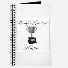 World's Greatest Knitter Journal