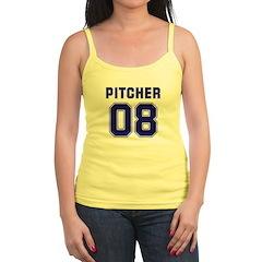 Pitcher 08 Jr.Spaghetti Strap