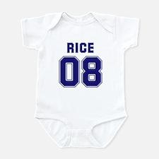 Rice 08 Infant Bodysuit