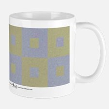 Range + Rank in Olive/Amethyst Mug