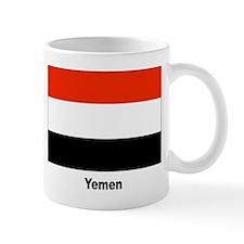 Yemen Yemeni Flag Mug