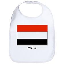 Yemen Yemeni Flag Bib